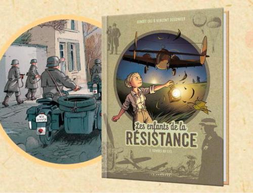 """Article sur """"Les enfants de la résistance"""" pour Le Point"""